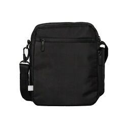AntiTheft RFID Medium Crossbody Handbag Purse Travel Safety Target Black