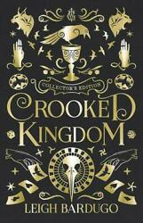 Crooked Kingdom: Collector's Edition By Leigh Bardugo [Hardcover]