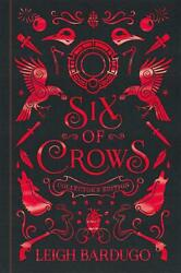 Six of Crows: Collector's Edition : Book 1 [ Hardcover ]