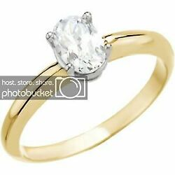 Marquise Diamond Ring 14K Yellow Gold 1.53 Ct I-J Si3 Drilled Clarity Igl
