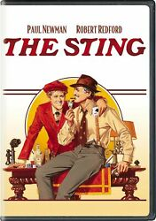 The Sting DVD Paul Newman NEW $9.35