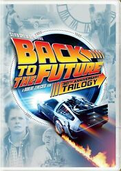 Back to the Future Trilogy DVD Michael J. Fox NEW $17.96