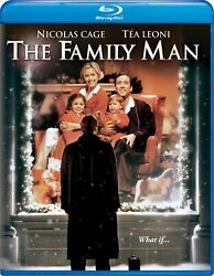 The Family Man Blu-ray Kate Walsh NEW