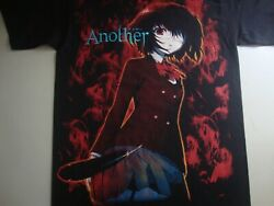 ANOTHER SHIRTTOKYO GHOULDEATH NOTENARUTOONE PIECEMIRAI NIKKIFUTURE DIARY