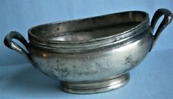 A Hudson Navigation Co. Steamship S.P. Serving Dish from the early 1900's