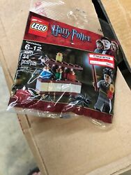 New LEGO Harry Potter 30111 The Potions Lab Polybag Rare Retired New Unopened