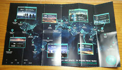 Marlboro Poster ~ World Cities Nightlife Hot Spots Facts 2018 Coordinates