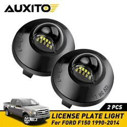 LED License Plate Light Assembly Replacement For Ford F150 F250 F350 Super Duty $12.99