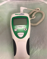 Welch Allyn SureTemp Plus 690 Medical Digital Thermometer with Rectal Oral Probe