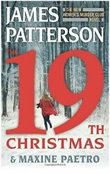 The 19th Christmas (Womens Murder Club) James Patterson Hardcover