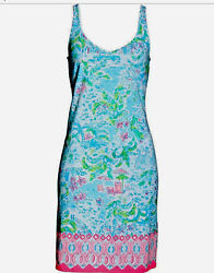 Lilly Pulitzer NWT Adrianna Dress What A Lovely Place $108