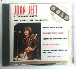 Joan Jett And The Blackhearts The Original Hit Collection CD