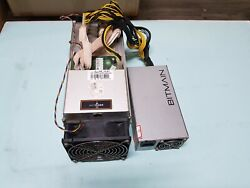 USED BITMAIN ANTMINER S9 13.5T with psu