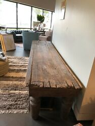antique table $4100.00