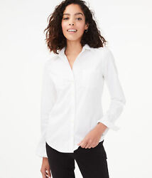 aeropostale womens long sleeve poplin button-down shirt