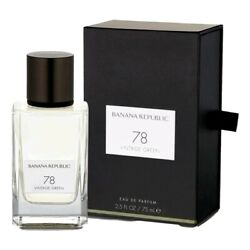 78 Vintage Green by Banana Republic 2.5 oz EDP Spray for Unisex Eau De Parfum $33.90