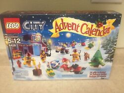LEGO City Advent Calendar (4428) NEW IN OPENED BOX **FREESHIPPING**
