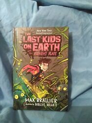 LAST KIDS ON EARTH AND THE MIDNIGHT BLADE (BRAND NEW-JUST RELEASED HARDCOVER