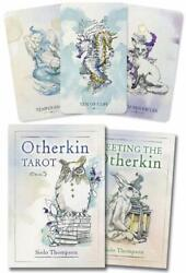Otherkin Tarot KIT Complete Set with Deck Cards amp; Book Wiccan Pagan Metaphysical $37.00