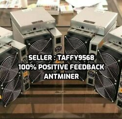 4x NEW Antminer S17 PRO 53THs ASIC MINER READY TO SHIP