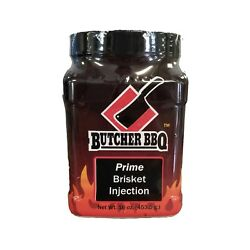 Butcher BBQ Prime Brisket Injection BBQ Barbeque Marinade Smoking Grilling