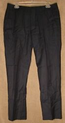 NWOT Blue Slim Fit Foundation Dress Pants from Bonobos Size 32 X 34