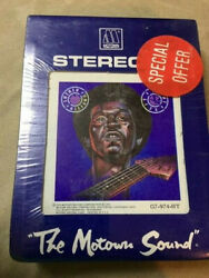 Hard to find SEALED 8 Track Stereo Tape. Luther Allison Night Life Motown Sound