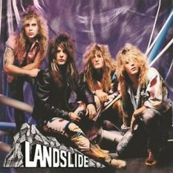 Landslide - Is Hard Rock + Bad Reputation + More NEW CD Hard Rock Hair Metal