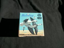 Empty Collectible Vintage Holiday Geese 3
