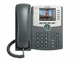 Cisco Small Business 5 Line IP Phone With Color Display SPA525G2 - Phone ONLY
