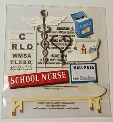 Jolee's Boutique School Nurse Extremely Rare And Htf ⭐tags missing