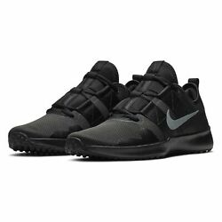 Nike Varsity Compete TR 2 Running Training Shoes Black Gray AT1239-001 Men's NEW