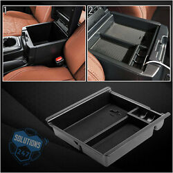 Center Console Organizer Accessories Fits Toyota Tacoma 2016 2017 2018 2019  $9.95