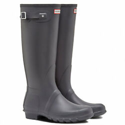 Hunter Womens Original Tall Rain Boot Rubber Various Size Color $74.95
