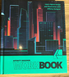 AFFINITY DESIGNER Workbook   Hardcover  English