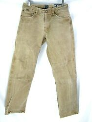 KÜHL Rydr Brown Rugged Outdoors Active Pants Men's Size 32x34
