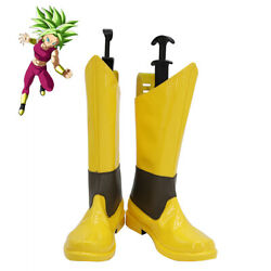 Kefla Shoes Cosplay Dragon Ball Women Boots