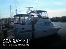 1988 Sea Ray 415 Aft Cabin Used