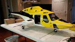 800 Size BELL 222 RC HELICOPTER $1999.00