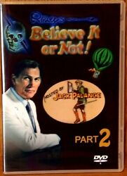 🔴  Ripley's Believe It Or Not! - The Best Of Part 2 - Jack Palance 1980's