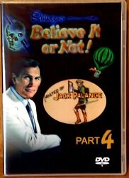 🔴  Ripley's Believe It Or Not! - The Best Of Part 4 - Jack Palance 1980's