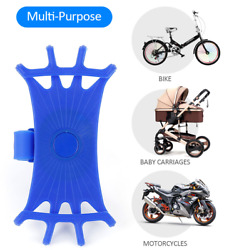 Bicycle Phone Holder for iPhone 7 XS Max Samsung Xiaomi 9 Universal Motorcycle $5.99