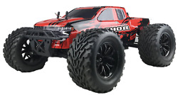 Razzo Racing 1 10 Thor XXX Electric RC Monster Truck 2.4GHz Remote Fast 50 Km h $179.99