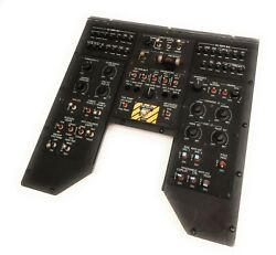 Helicopter Flight Simulator Control Board Assembly 81996 ASSY 1117777 10 0EFD0 $549.99