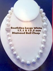South Sea Pearl Necklace SPECTACULAR MONEY BACK GUARANTEE