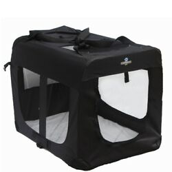 Confidence Pet Portable Folding Soft Sided Dog Crate Kennels $64.99