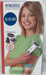 Homedics Thera-P Total Body Massager 3 Custom Message Heads For Pains and Aches $10.00