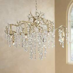 Silver Champagne Large Chandelier 31