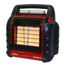 Mr. Heater 4000 18000 BTU Big Buddy Portable LP Gas Heater Unit Open Box $128.99