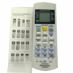 New Universal K-PN1122 For All National Panasonic Air Conditioner Remote Control $7.19